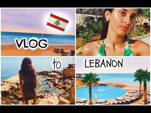 MES VACANCES AU LIBAN // TRIP TO LEBANON