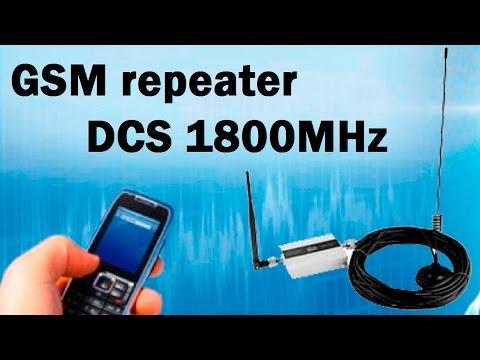 GSM репитер 1800 мГц - Усилитель сотового сигнала Теле2. Aliexpress