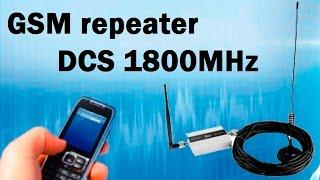 GSM репитер 1800 мГц - Усилитель сотового сигнала Теле2. Aliexpress(, 2015-10-07T23:13:51.000Z)