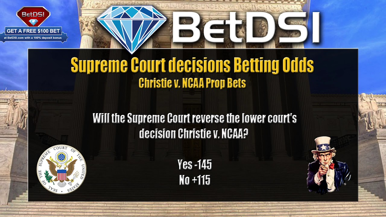 Supreme court sports betting dissent greyhound racing betting guide