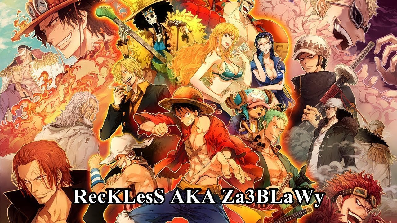One Piece RecKLesS ريكلس   راب ون بيس