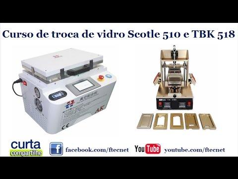 Comparativo Dos Equipamentos De Bga Honton R490 X Scotl