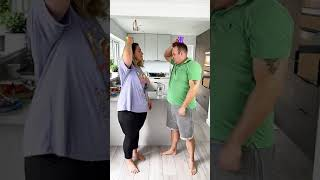 He thought he pranked her 🤣 #shorts