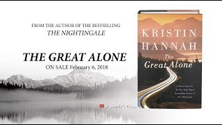 Kristin talks The Great Alone