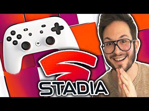 Google dévoile STADIA, le jeu vidéo sans console ! Explications...