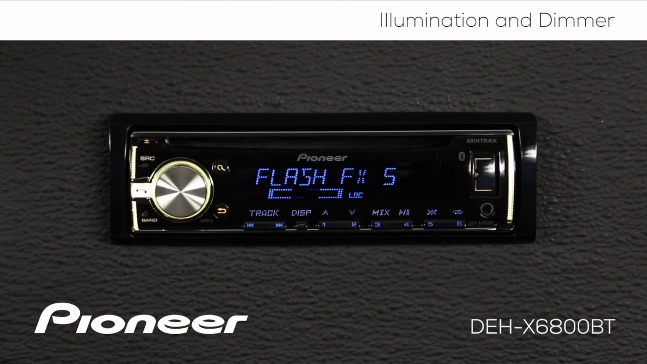 pioneer deh car stereo installation wiring harnes color code 1900 [ 1280 x 720 Pixel ]