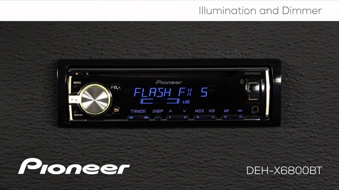 medium resolution of pioneer deh car stereo installation wiring harnes color code 1900