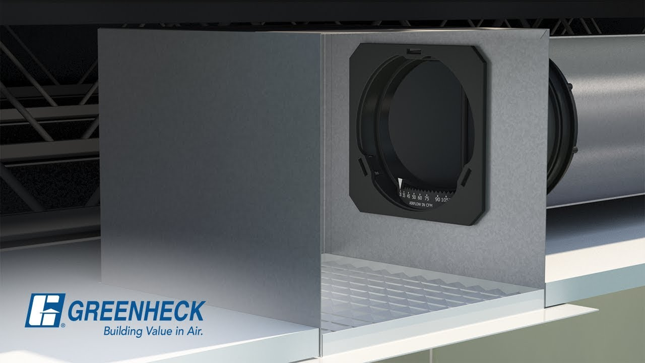 Greenheck - Automatic Balancing Damper