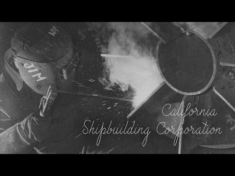 Maritime Minute: California Shipbuilding Corporation