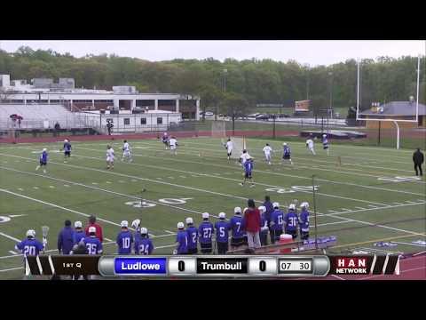 HAN Sports: Fairfield Ludlowe at Trumbull Boys Lacrosse 5.13.17