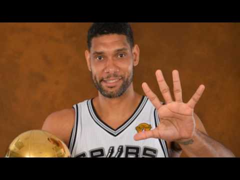 Tim Duncan Announces Retirement From The NBA