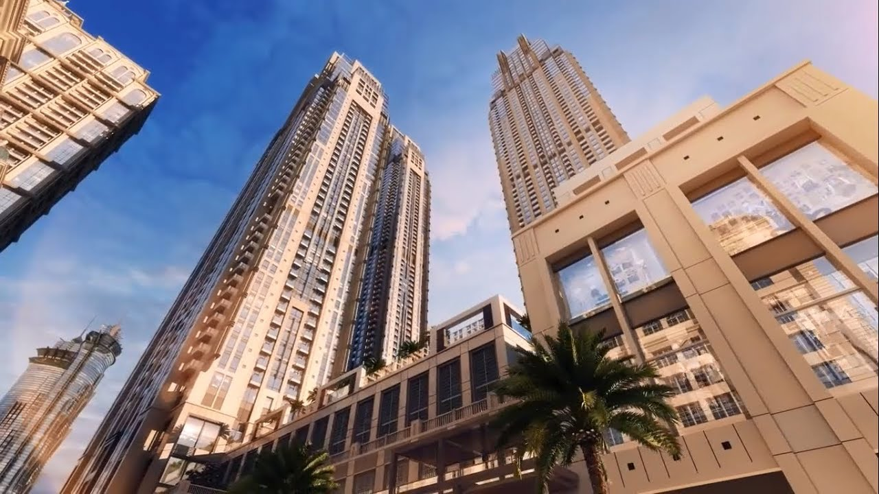 Al Habtoor City  Residence Collection