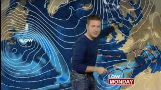 BBC Weather for the Week Ahead - 3 January 2010