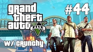 GTA V: Story Mode Playthrough Ep. 44 - Airport Car Chase!