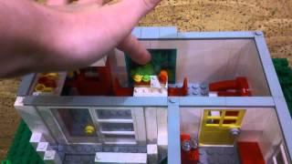[Lego] Красивый домик+Феррари