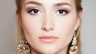 Нежный макияж, Свадебный макияж, Bridal makeup tutorial(, 2014-06-12T22:41:21.000Z)