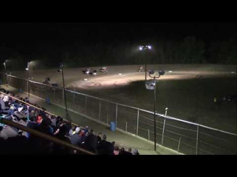 Butler Motor Speedway Sprint feature 5/27/17
