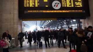 Milan   Train Station(Ж.Д вокзал Милан)