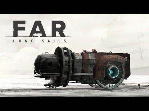 Far: Lone Sails First Impressions