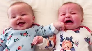 FUNNY BABY AND SIBLINGS TROUBLE MAKER VIDEO...SO HILLARIOUS.!!