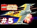 LEGO Star Wars The Complete Saga - Part 5 - Naboo Fighter! (100%)