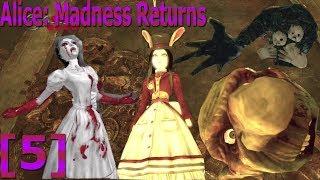 Alice: Madness Returns (на кошмаре) [5] - Истерия, Шляпник, Грозный Разоритель