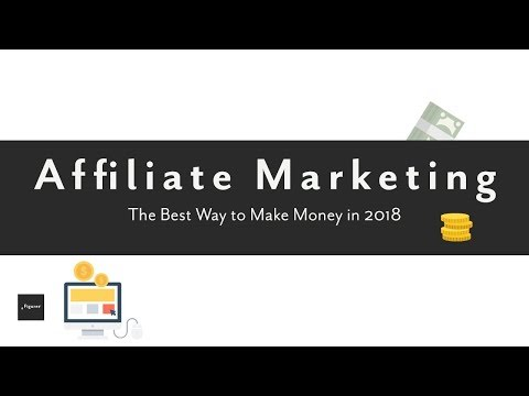 Affiliate Marketing is The New Wave in 2018