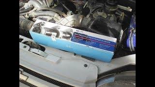батюшкин Нива шевроле NIVA Chevrolet 44 снова на ремонте