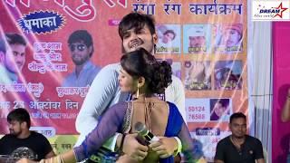 """Arvind Akela """"Kallu"""" Stage Show Ahmedabad(2018) Saket Hota Raja Jee"""