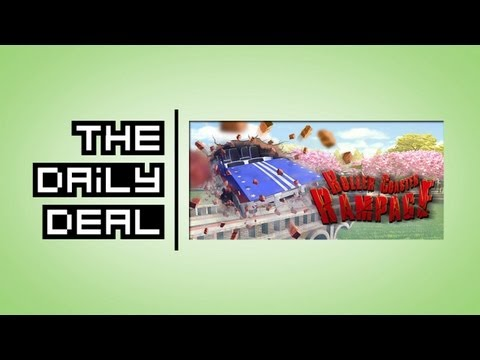 The Daily Deal - Roller Coaster Madness - The Daily Deal