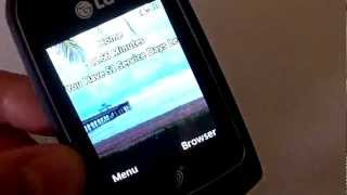 LG 440g Review - 1.3 MP, 3G Mobile Web, and Text to Speech