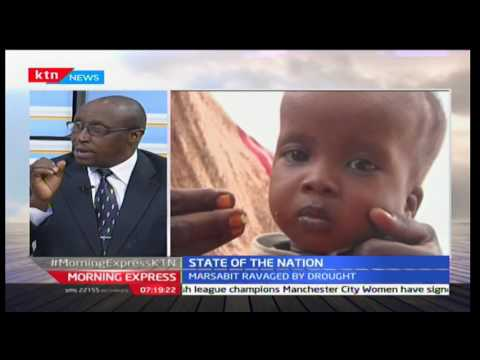 State of the Nation: Effects of ravaging drought in the country - 16th February,2017