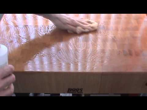 mineral oil for cutting board