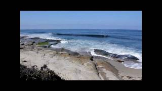 Beachfront Vacation Rental Cottage in La Jolla, California, Beach Boys Surfer Girl