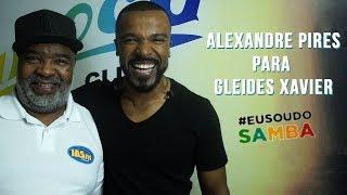 Baixar Alexandre Pires - Homenagem a Gleides Xavier na Feijoada 105fm