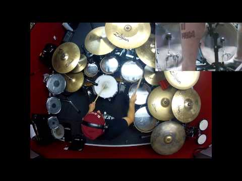 Avenged Sevenfold Lost it All Drum Cover by Frankie Dee