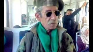 el kadhafi a alger...il parle de ouyahia et bouteflika thumbnail