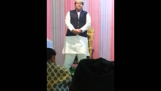 Zikr-e-aaqa by fakhar warsi