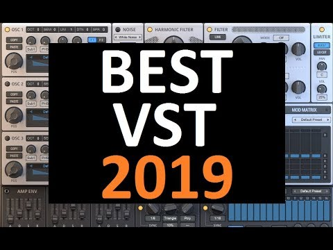 Best Synth Vst 2020 Top 10 BEST VST Synth 2019 (Plugins)   YouTube
