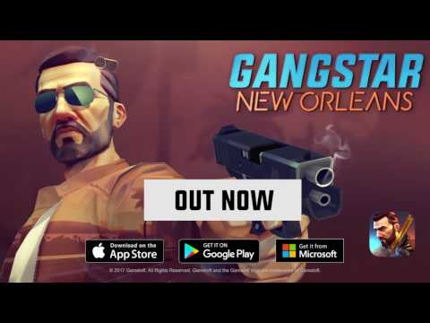 OUT NOW – Gangstar New Orleans Launch Trailer