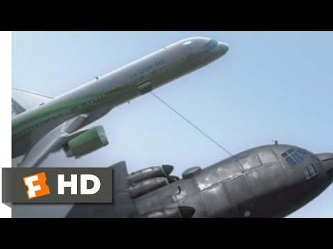 Air Speed (2017) - Mid-Air Rescue Scene (6/10) | Movieclips