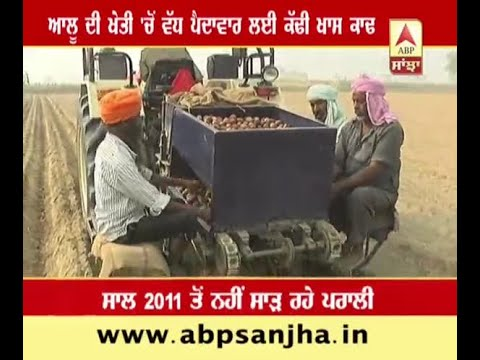 The example setter farmer of Punjab