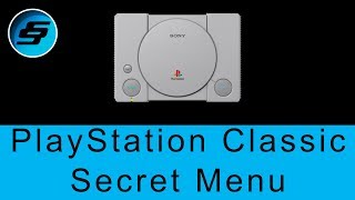 PlayStation Classic Secret Menu - FPS, Fix Pal/NTSC, Scan lines, Run More Games