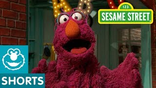Sesame Street: Telly's Joke | #ShareTheLaughter Challenge