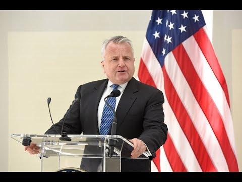Deputy Secretary of State John J. Sullivan Keynote Address