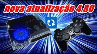 NOVA ATUALIZAÇÃO CFW 4.80 PS3