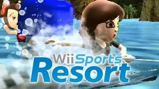 Surfs Up! Kinda.... - WII SPORTS RESORT!