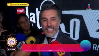 ¿Sergio Mayer enfrentará nexos…
