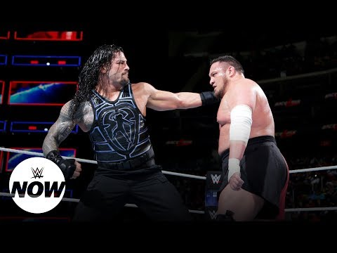 Full WWE Backlash 2018 event results: WWE Now