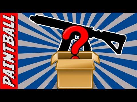 New Paintball Gun Unboxing!! - Retiring My RAP4 468!!!